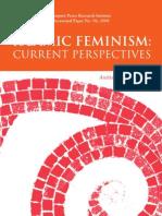 Islamic Feminism. PDF