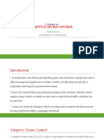 Adaptive Cruise Control-scribd