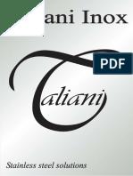 Catalogo Taliani Inox.pdf