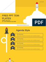 Rocket-Launched-PowerPoint-Template