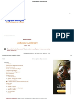 Guillaume Apollinaire - EspaceFrancais.com