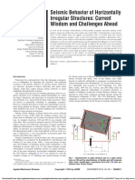 Seismic Behavior of Horizontally Irregular Structures Current Wisdom and Challenges Ahead.pdf
