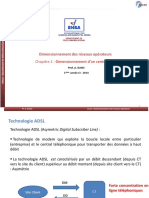 Dimensionnement ADSL