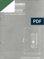 Guia Metodologica Cuadernos 1 y 2