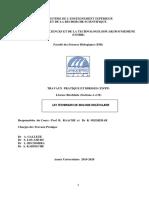 RESUME TD BM 20  PDF