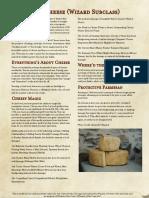 School of Cheese (Wizard Subclass) _ GM Binder