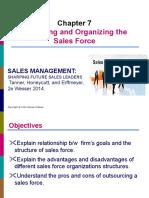 Ch07_ Sales Organization