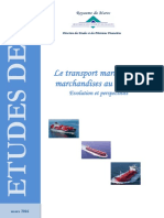 Le transport maritime des marchandises  Evolution et perspectives  V 2016.pdf