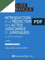 Guide pratique Redaction des Actes Juridiques et Judicia.pdf