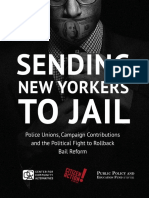 Citizen Action Report_Sending New Yorkers to Jail