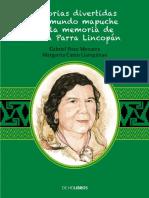 Historias divertidas del mundo mapuche en la memoria de Marta Parra Lincopán