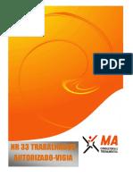Apostila MR 33 - MA Consultoria