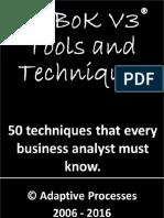 BABoK V3 Techniques ( PDFDrive.com )