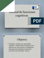 Manual de funciones cognitivas Gerontologia.pptx