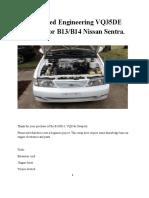 Vq35de B13-B14
