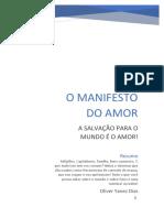 O Manifesto Do Amor