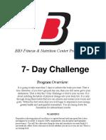 BillyBeck_7_Day_Challenge