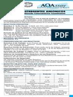 analisis colorimetricos de surfactantes aniónicos
