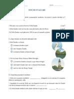 Delta Dunarii-TEST 28.05.2020