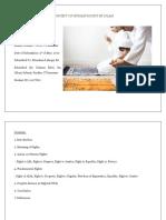 Kulsum Rizvi - Human Rights in Islam Assignment II