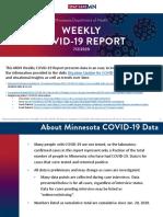 COVID-19 Report - July 2