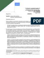 Concepto Jurídico 202011600924901 de 2020