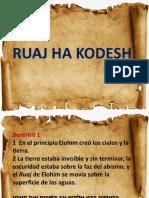 Ruaj Ha Kodesh