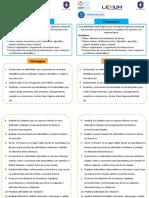 Estrategias 1.4 Habilidades Intelectuales. Orientación