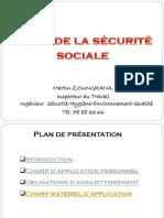 cours droit de la sécurité sociale