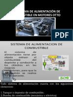 PPT DE SISTEMA DE ALIMENTACIÓN DE COMBUSTIBLE