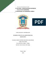 Informe 02 de biologia microbiologia