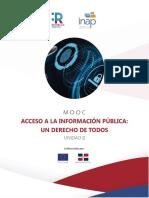 Unidad II - Transparencia Activa