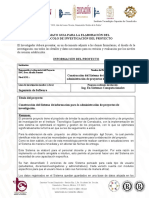 5. Formato protocolo proyecto investigacion