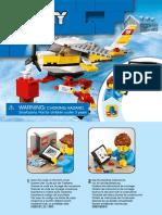 Lego Instructions 60250