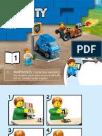 Lego Instructions 60258 1