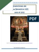 Intenciones Del Papa 2011