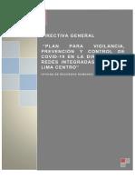 PLAN DE SALUD VIGILANCIA PREVENCIÓN Y CONTROL COVID-19 EN EL TRABAJO