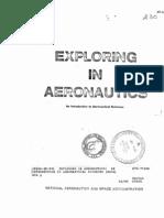 Exploring in Aeronautics