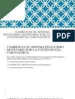innovaciones financieras