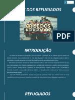 Crise Dos Refugiados -Ppt_grp2