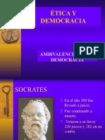 Clase N°4. Etica y Democracia
