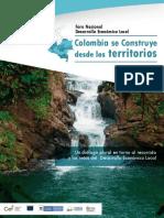 Foro Nacional DEL - Colombia se construye desde los territorios