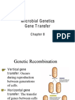 Microbial Genetics Gene Transfer SP10