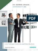 TECHNICAL LOW VOLTAGE 2009.pdf