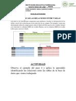Creación de base de datos en Excel