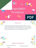 popiedades periodicas