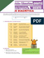 Tilde-Diacrítica-Para-Quinto-Grado-de-Secundaria