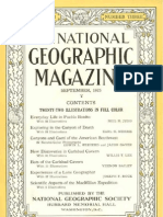 National Geographic 1925-09