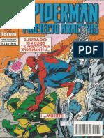 Spiderman - Proyecto Arachnis Nº3 x Jean Mark Leal Marquez