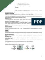 MANUAL Regulador de pressão para gases medicinais  - Reguladores-RWR